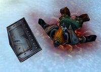 Image of A Dwarven Corpse