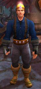 Image of Engineer Reed