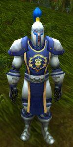 Image of Guard Thomas