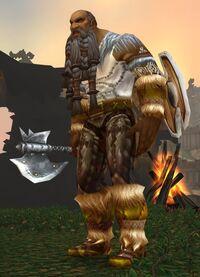 Image of Winterskorn Warrior