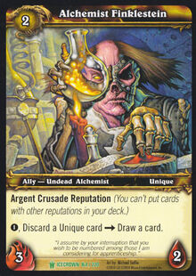 Alchemist Finklestein TCG Card.jpg