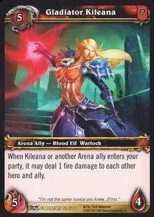 Gladiator Kileana TCG Card.jpg