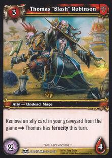 Thomas Slash Robinson TCG Card.jpg