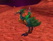 Swift Green Hawkstrider