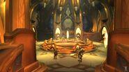 Xera's empty chamber