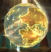 Globe Kalimdor
