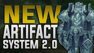 Heart of Azeroth New Artifact System 2