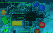 ATG annotated map