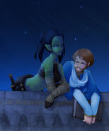 A Quiet Night at Karazhan by Ghostey