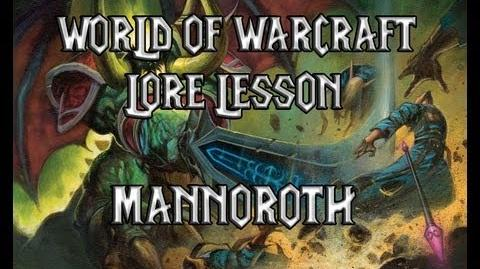 World of Warcraft lore lesson 16 Mannoroth