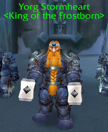 Yorg Stormheart
