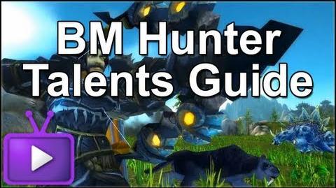 Hunter PVP - Mists of Pandaria - BM Hunter Talents Guide