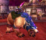 Armored Brown Bear (Alliance)