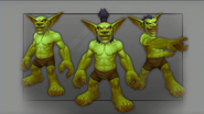 World of Warcraft new goblin model image2 - Blizzcon 2018