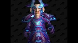 Netherwind Regalia - Mage T2 Tier 2 - World of Warcraft Classic Vanilla