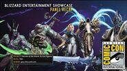 SDCC 2014 - Blizzard Entertainment Showcase