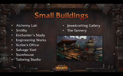 WoWInsider-BlizzCon2013-Garrisons-Slide2-Small Buildings.jpg