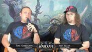 WoW Live Developer Q&A w Ion Hazzikostas - August 23, 2018
