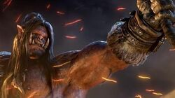 World of Warcraft Warlords of Draenor Cinematic