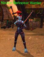 (Echo Isles) Novice Darkspear Warrior 1