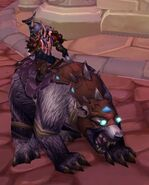 Black War Bear (Horde)
