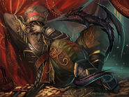 Black prince wrathion by jmxd-d6o9t2i