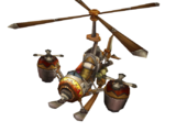 Turbo-Charged Flying Machine Control