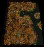 Tidefury Cove Map