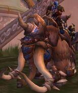 Traveler's Tundra Mammoth (Alliance)