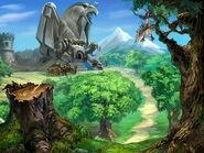 Warcraft Adventures Hinterlands, Northeron Pass