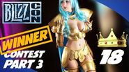BLIZZCON 2016 Hot & sexy Costum CONTEST Part 3