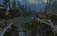 Blue Sky Logging Grounds-Rig