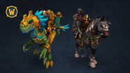 Digital Deluxe Edition - Mounts - Battle for Azeroth