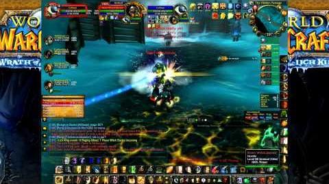Paladin Tanking Heroic Halls of Reflection - World of Warcraft