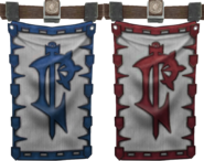 Lordaeron and Scarlet Onslaught Banner