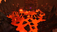 The Throne of Flame