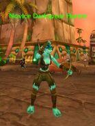 (Echo Isles) Novice Darkspear Hunter 1