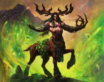 Cenarius the Forest Lord