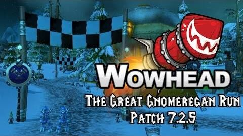 The Great Gnomeregan Run - 7.2