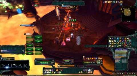 Eonar-MoP Blackhand Heart of Fear Imperial Vizier Zor'lok Heroic 10 man