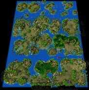 Echo Isles Map