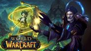 The Holy Light & How Undead Struggle To Use It - Warcraft Lore