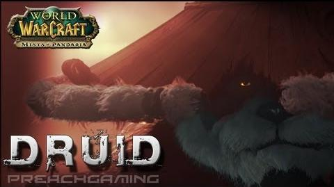 Feral Druid Basic DPS Guide