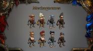 World of Warcraft Mechagnomes aka Junker gnomes - Mechagon - Blizzcon 2018