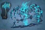 Bone Guard Boss Concept