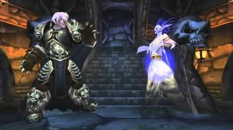 WoW Pro Lore Sunwell - The fall of Quel'Thalas