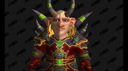 Felheart Raiment - Warlock T1 Tier 1 - World of Warcraft Classic Vanilla