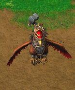 Gryphon Rider- Reforged