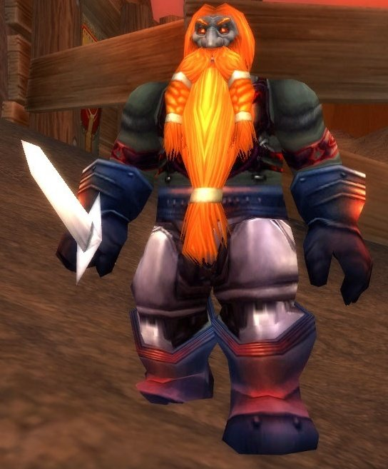 Dark Iron Watchman