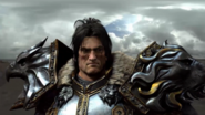 Legion cinematic - making King Wrynn come to life 8